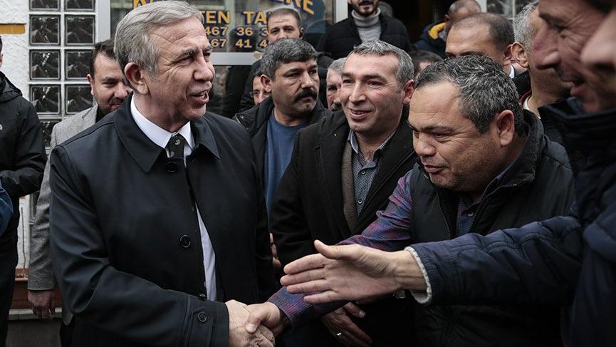 Mansur Yavaş: Belediye başkanları siyaset yapmamalı