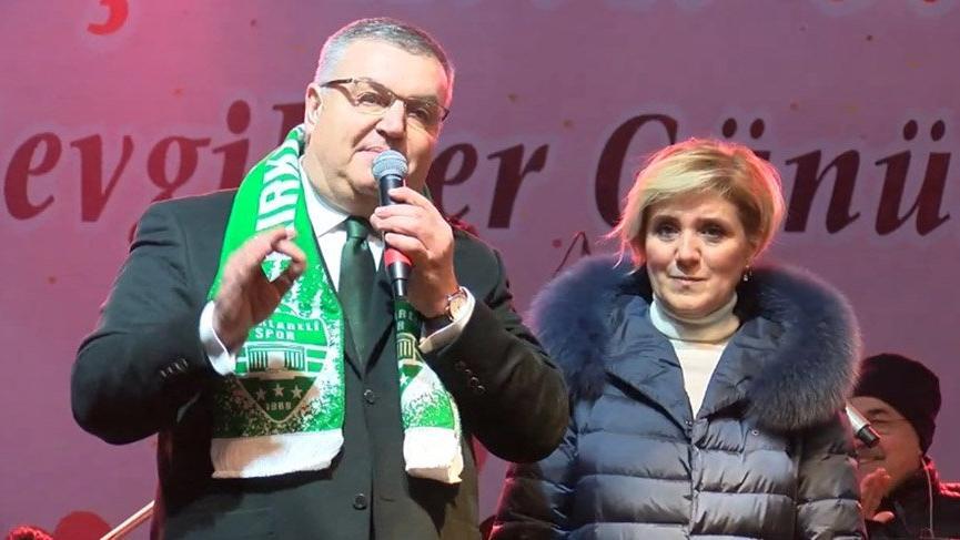CHP'den istifa eden Kesimoğlu bağımsız aday oldu