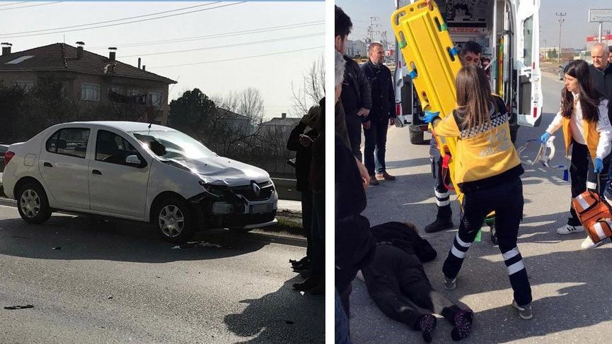 Kazada ağır yaralandı, kızının çalıştığı hastanede hayatını kaybetti