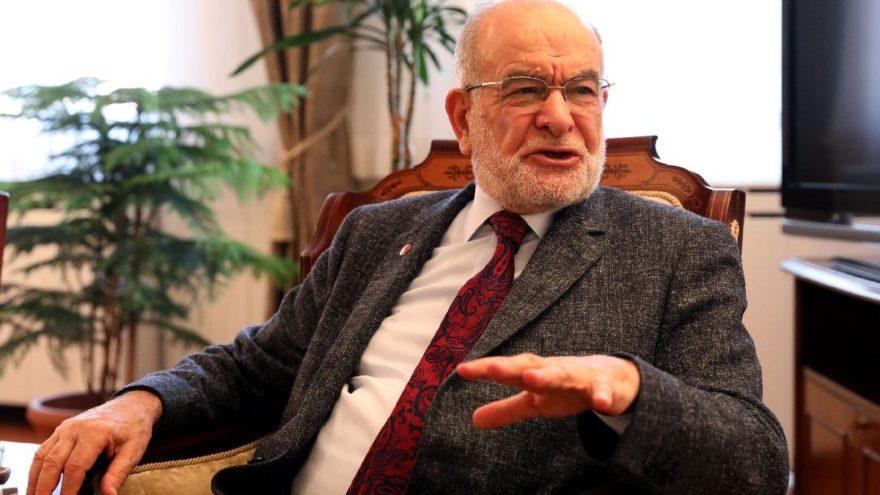 Karamollaoğlu: Vatandaşların yarısını hain göstererek beka sorunuyla mücadele edilemez