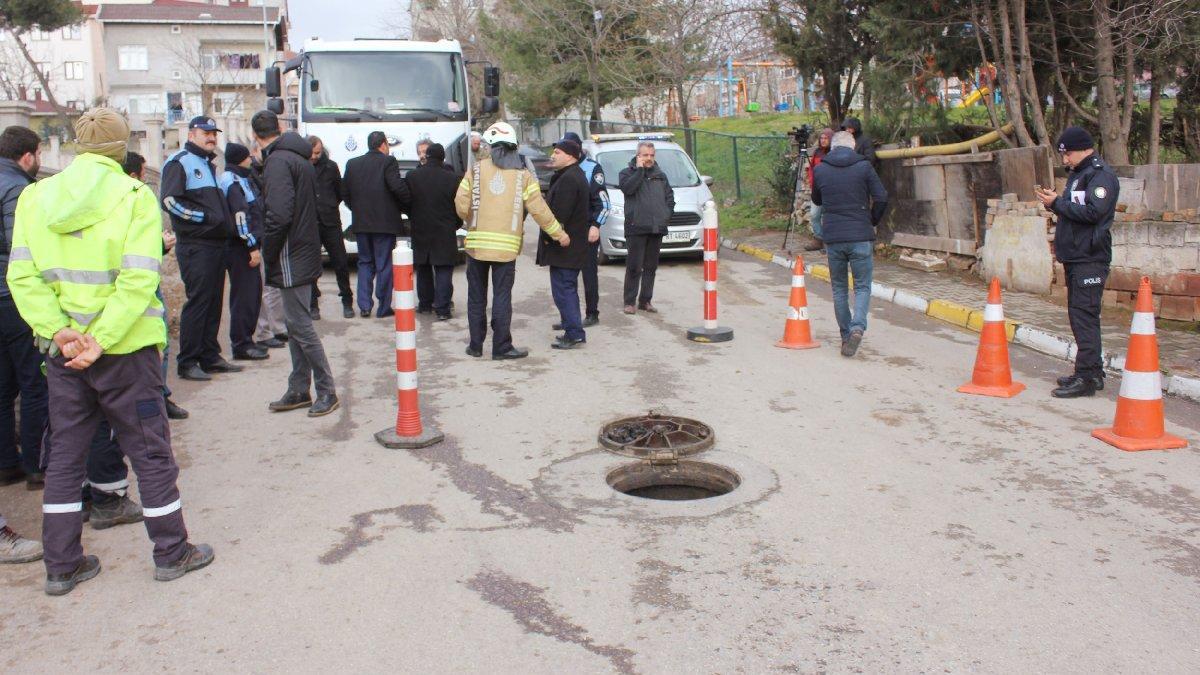 İstanbul Tuzla'da koku paniği sürüyor