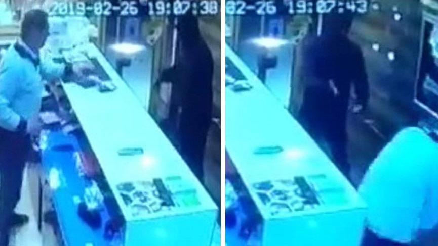 Mersin'de kanlı soygun! 2 ölü