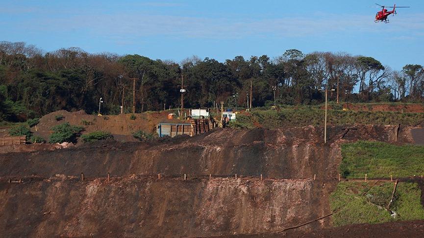 Brezilya'daki faciada ölenlerin sayısı 110'a çıktı