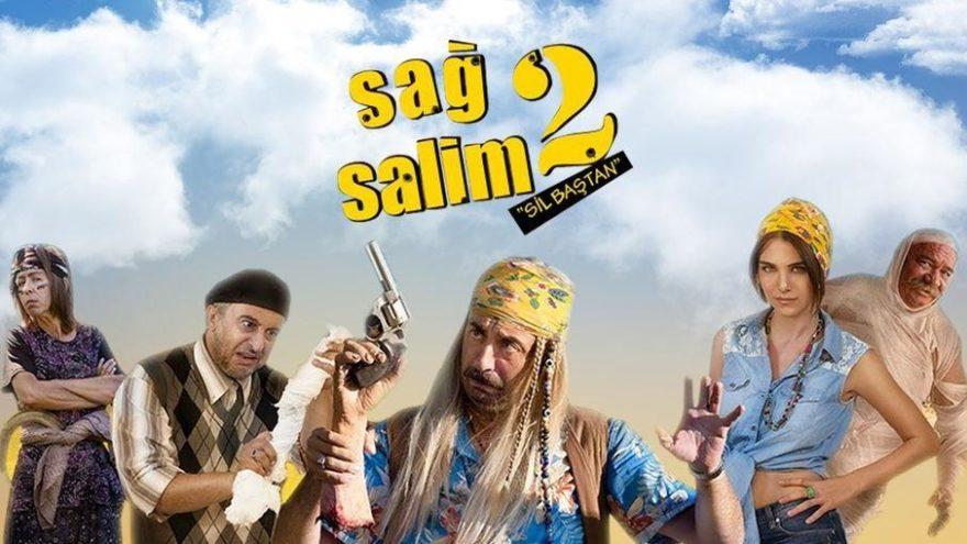 Sağ Salim 2 Sil Baştan filminin oyuncuları: Sağ Salim 2 Sil Baştan filminin konusu nedir?