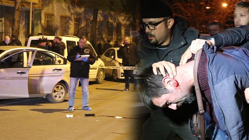 Kayseri'de sivil polise silahlı saldırı! Durumu ağır