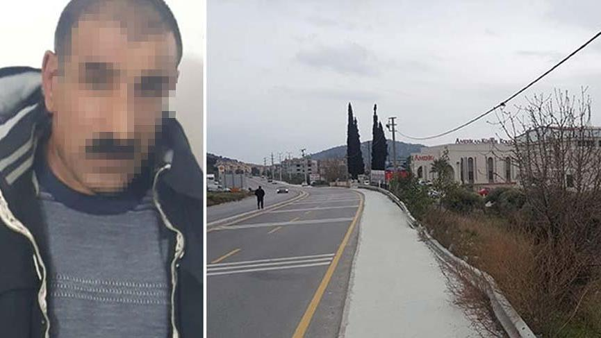 Aydın'da lise öğrencisi kızı taciz eden sapık yakalandı!