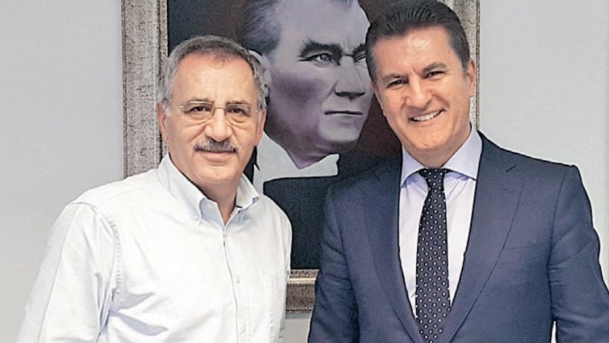 """Mustafa Sarıgül sloganını açıkladı: """"Sevgiliye kırmızı, Şişli'ye Sarıgül"""""""