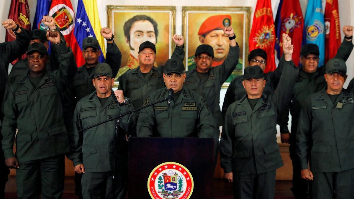 Venezuela'da tansiyon yükseliyor: Sınıra asker yığılıyor