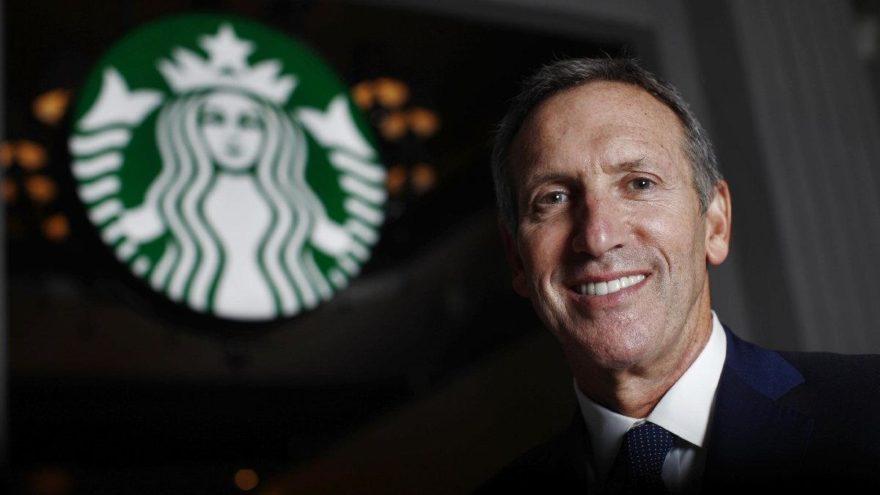 Starbucks'ın patronu ABD'nin yeni başkanını belirleyebilir mi?