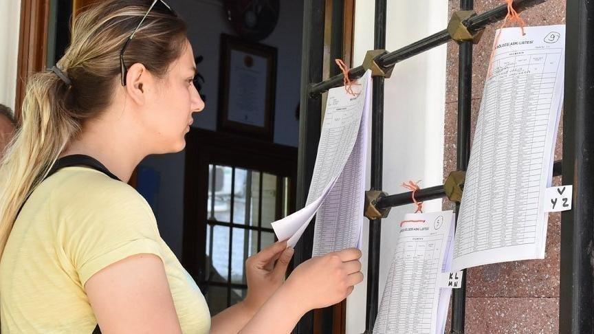 YSK seçmen sorgulama işlemi: Nerede oy kullanacağım? İşte oy kullanılacak okul öğretme ekranı…