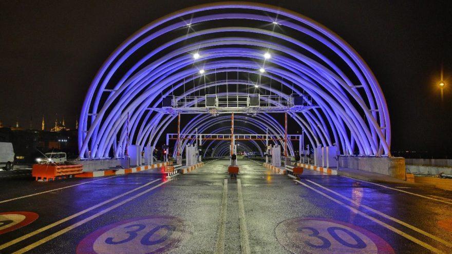 Avrasya Tüneli'nde dört soru