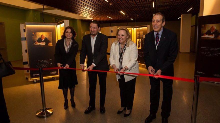 Mehmet Kemal Dedeman, 'Otelciliğin Önderleri' Bienal'inde anıldı