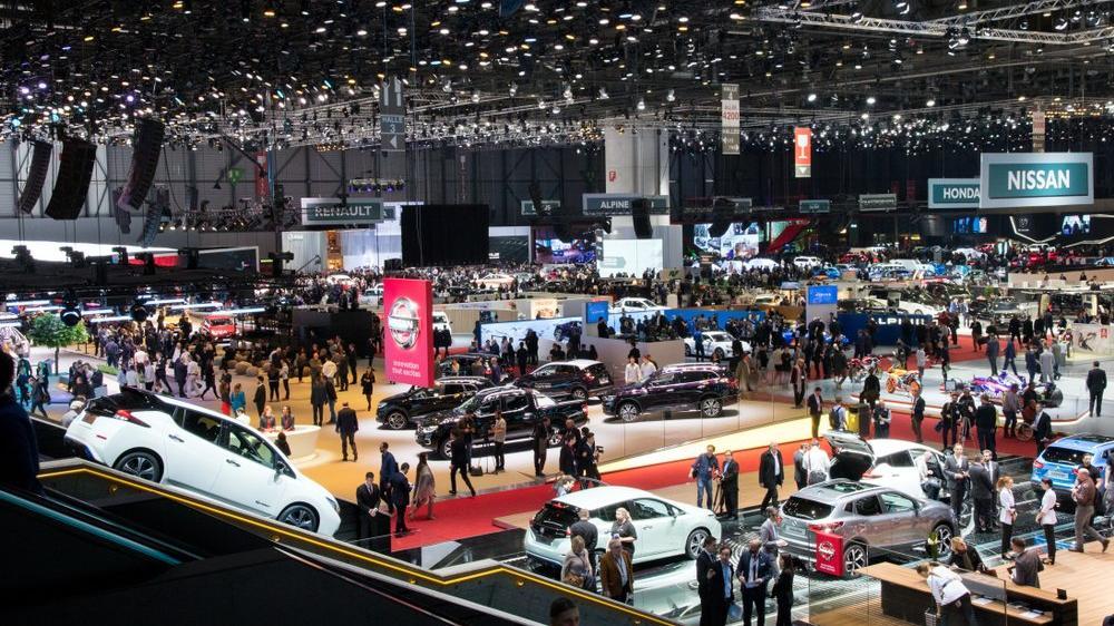 2019 Cenevre Otomobil Fuarı