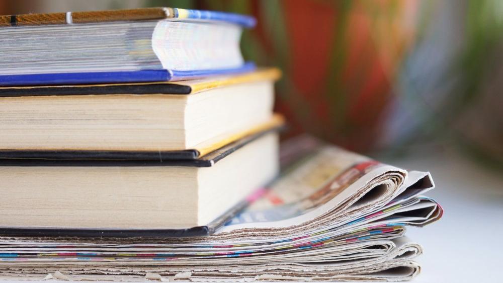 Kitap, dergi ve gazetede KDV kaldırılıyor