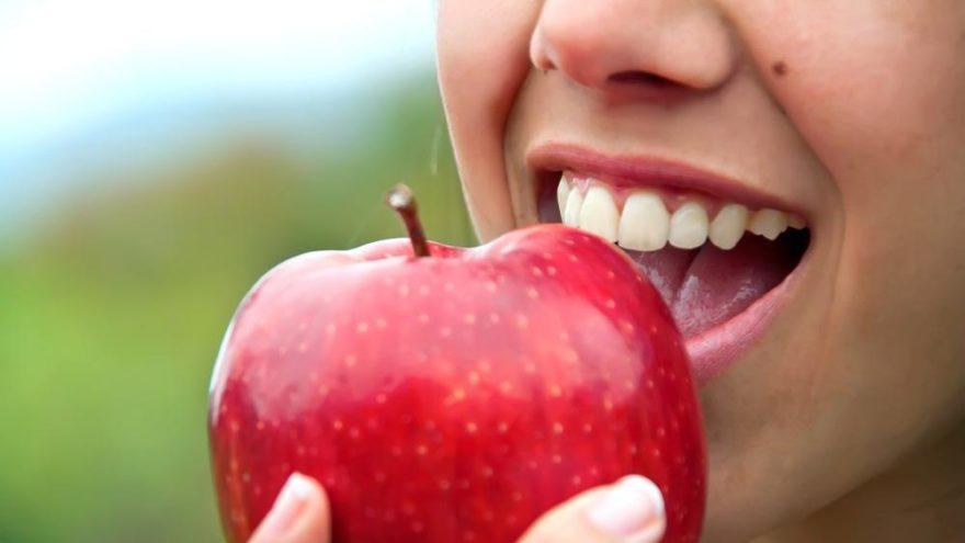 Dişlere iyi gelen besinler
