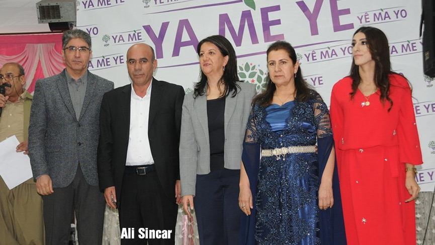 Mardin'de gözaltına alınan HDP İl Eş Başkanı Ali Sincar tutuklandı