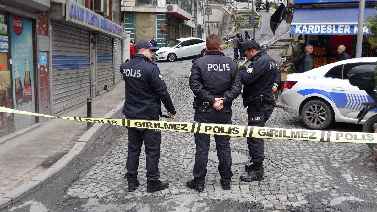 İstanbul Şişli'de büyük soygun