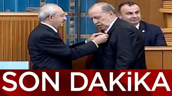 Yaşar Okuyan CHP'ye katıldı