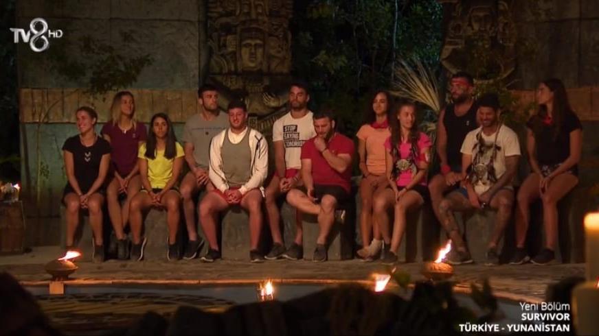 Survivor 2019 dokunulmazlık oyununu kim kazandı? İşte Survivor Türkiye Yunanistan eleme adayları…