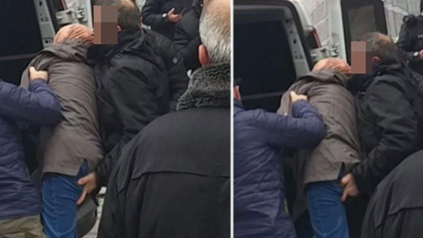 Kadın eylemciye polisten cinsel taciz