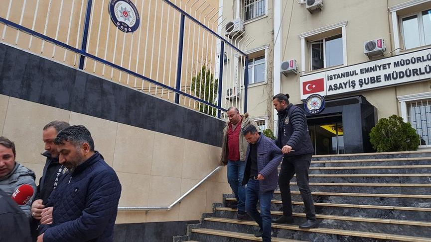 Kadıköy'deki taksici cinayetine 2 tutuklama