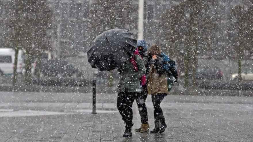 Meteoroloji'den İstanbul'a son dakika hava durumu uyarısı! Hava soğuyacak! Karla karışık yağmur geliyor