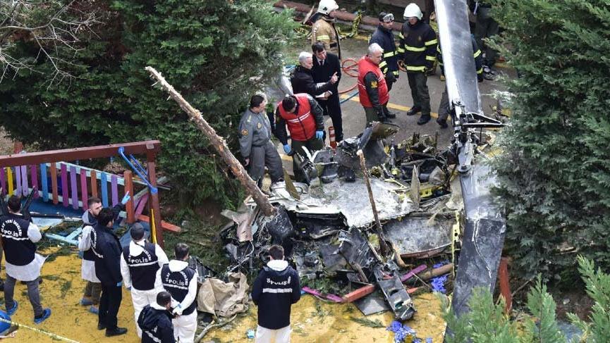 Son dakika… Helikopter kazasının ardından 4. Alay Komutanlığı taşınıyor