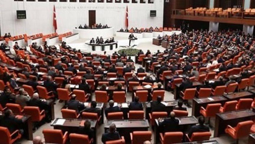Aden Körfezi Tezkeresi Meclis'ten geçti