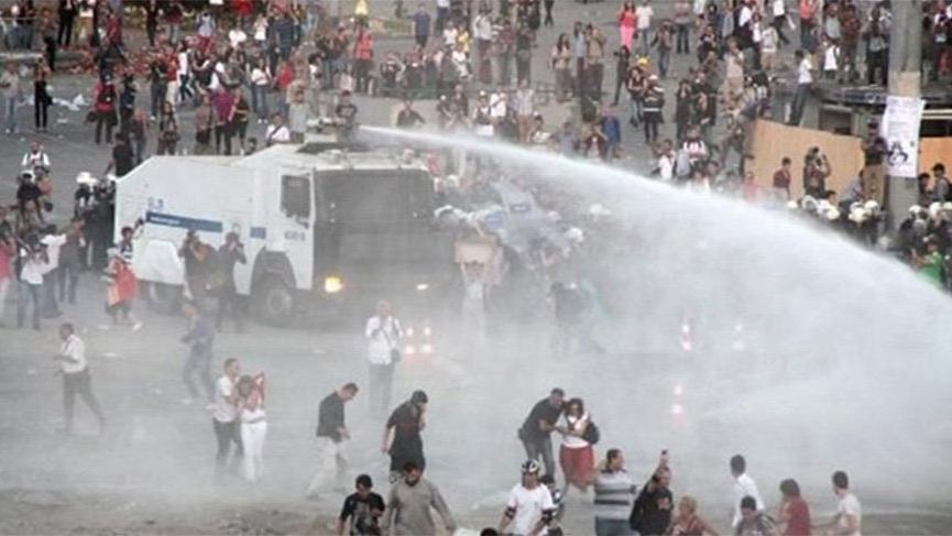 Gezi'de TOMA'dan atılan suyla yaralanan Gökçe Algan davasında karar