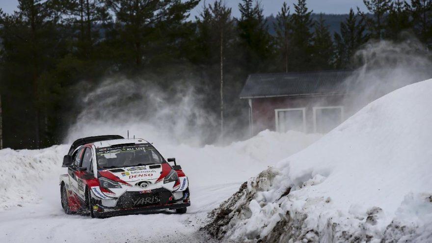 İsveç Rallisi'nde zafer Toyota'nın!