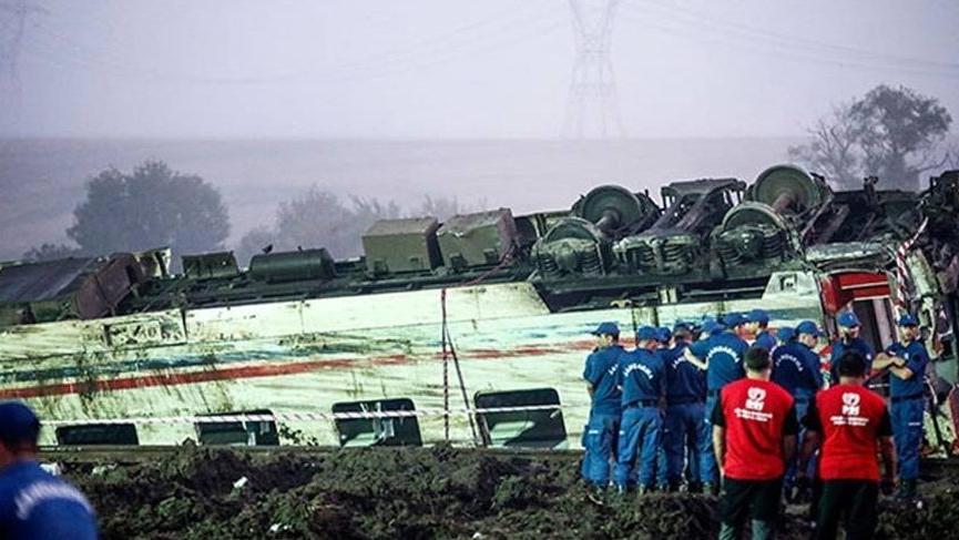 çorludaki Tren Faciasıyla Ilgili Tartışılacak Karar Güncel Haberler
