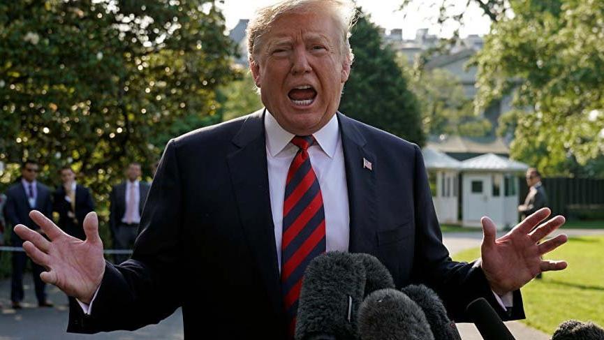 Son dakika haberi… Trump, ulusal acil durum ilan edecek