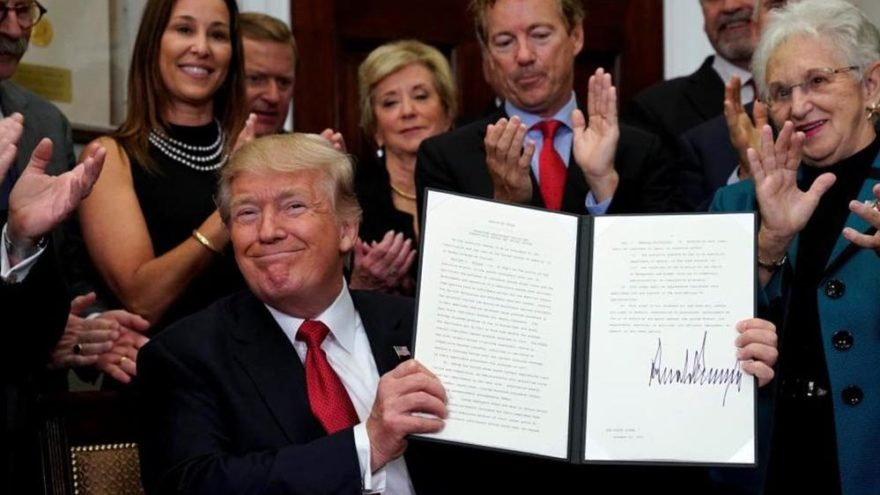 Trump imzayı attı… ABD'nin 6. gücü yolda!