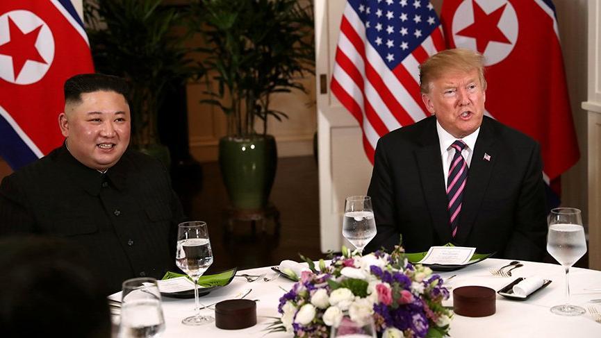 Trump ve Kim o gazetecileri yasaklı listesine aldı