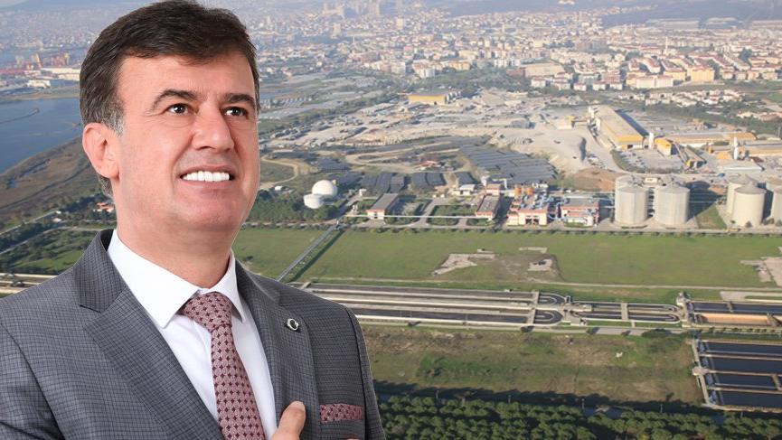 """CHP Tuzla adayı Gürsoy'dan """"Koku sorununa"""" çözüm sözü"""