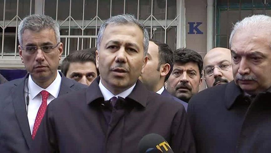 Son dakika: İstanbul Valisi'nden Kartal'da çöken bina hakkında açıklama!