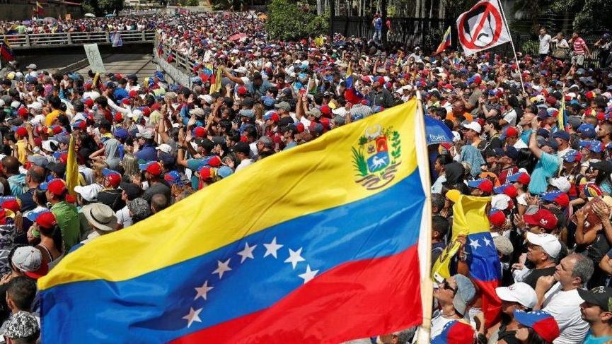 Venezuela'da elçilik krizi!