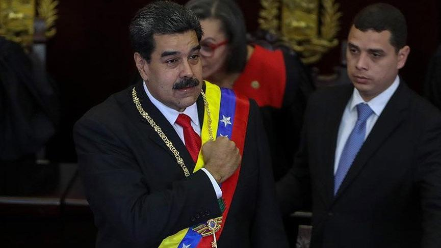 Son dakika... Maduro'dan flaş seçim açıklaması!