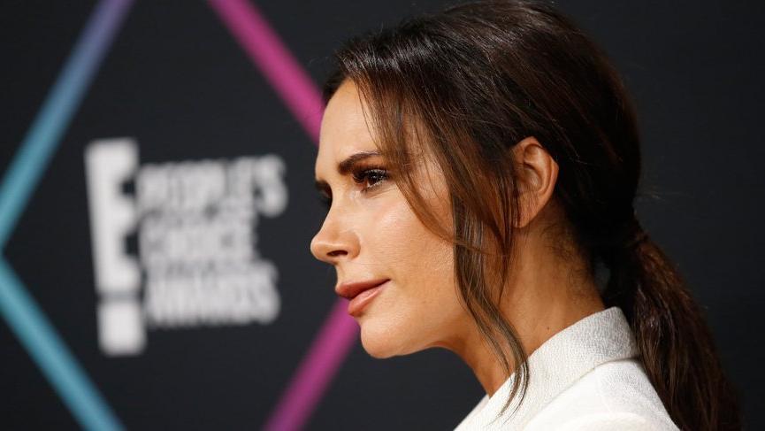 Victoria Beckham yeni kozmetik markası Victoria Beckham Beauty'yi tanıttı