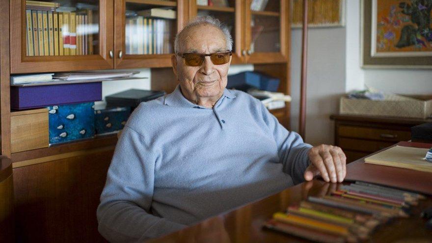Yaşar Kemal'i kaybedeli 4 yıl oldu! Yaşar Kemal ölüm yıldönümünde hasretle anılıyor…
