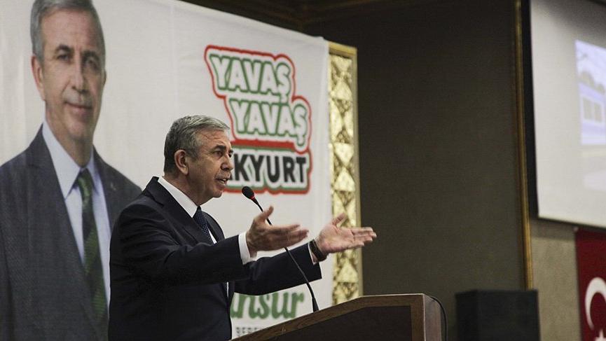 Yavaş: Türkiye'de ilk kez uygulanacak