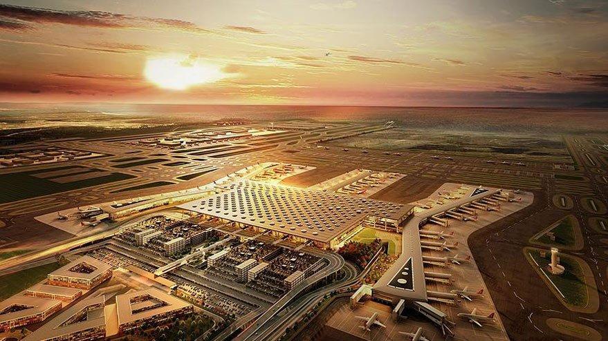Yeni havalimanı THY yatırımcısının keyfini kaçırdı