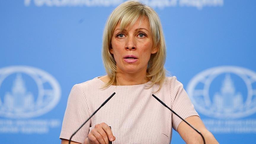 Rusya'dan bomba iddia: ABD sınıra asker yığıyor