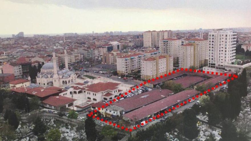 Zeytinburnu Oto Sanayi Sitesi artık tarih oldu