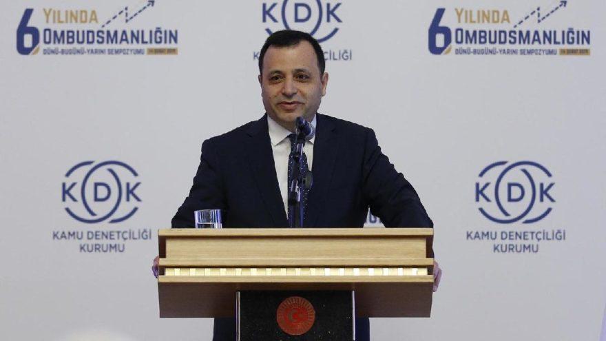 AYM Başkanı Zühtü Arslan'dan ilginç açıklama