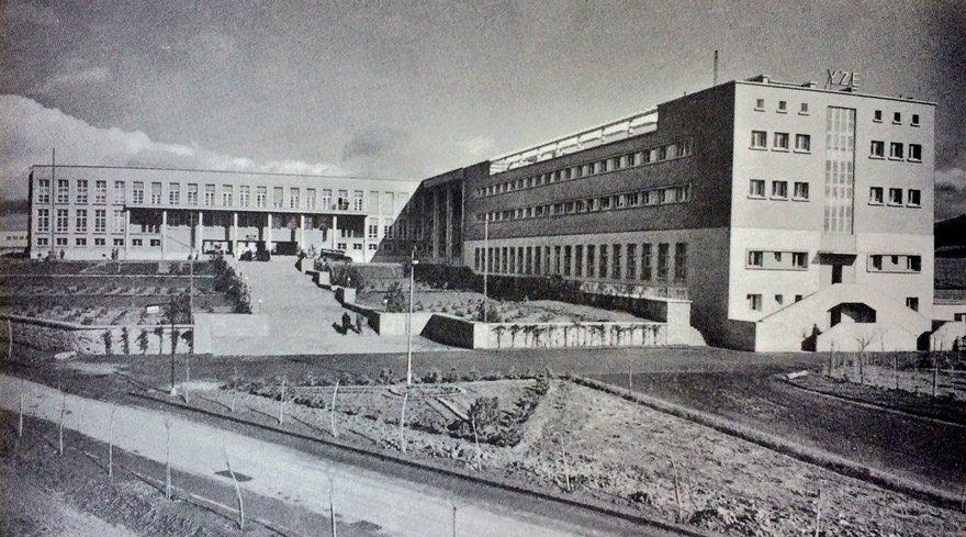 Ankara Yüksek Ziraat Enstitüsü. (1933)