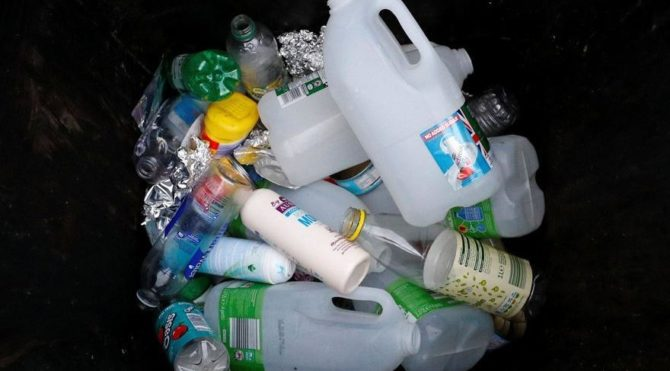 Poşet yetmez plastik de yasaklansın