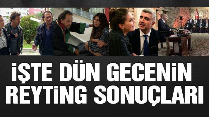 Reyting sonuçları 29 Mart: Hercai, İstanbullu Gelin, Gülperi yarışında kazanan kim oldu?