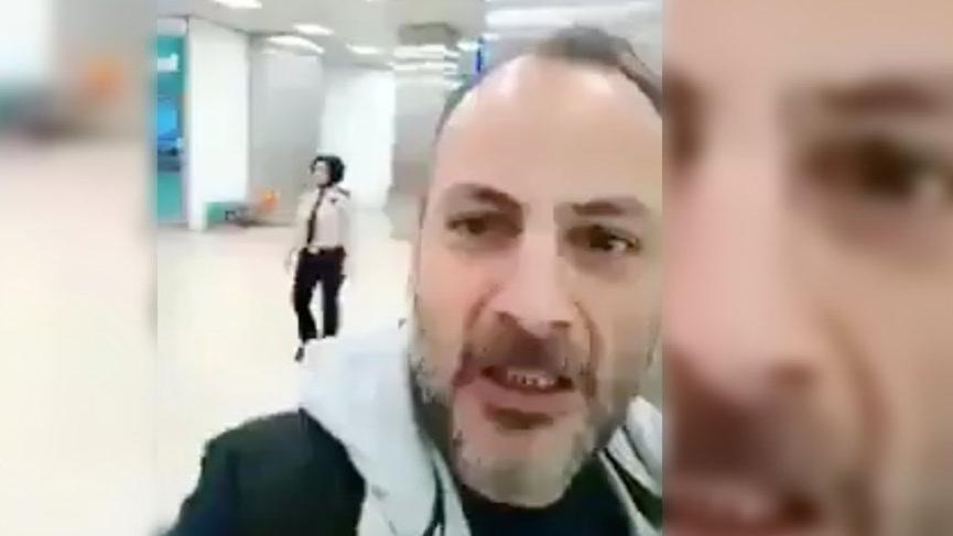 Türbanlılara hakaret eden şahsın ifadesi ortaya çıktı