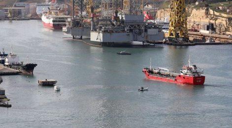 Türkiye'den hareket eden tankeri kaçıranlar terörist olarak yargılanacak